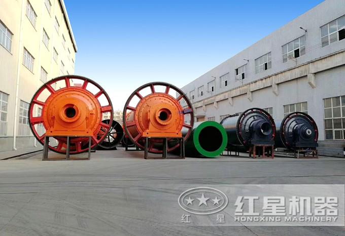 河南球磨机生产厂家