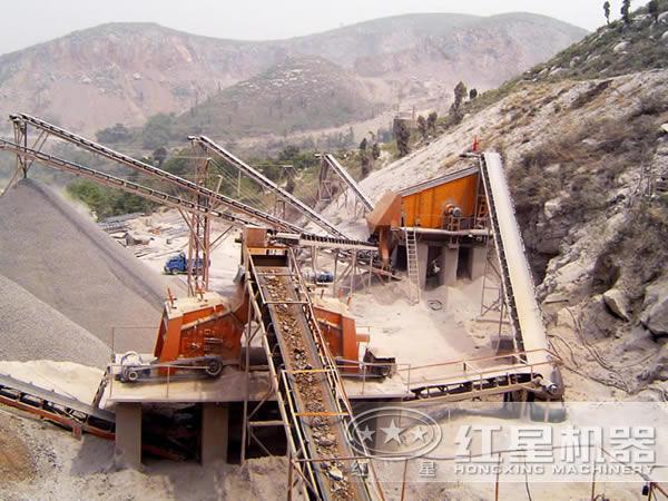 石料生产线设备