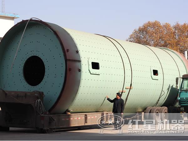 30万吨水泥生产线研磨设备