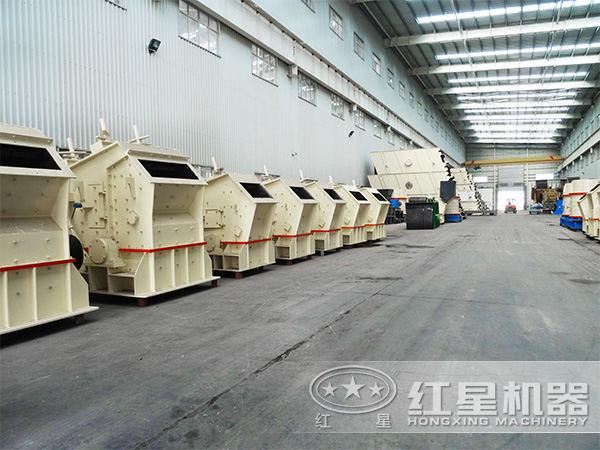 日产5000吨PF反击式碎石机_嗑石机