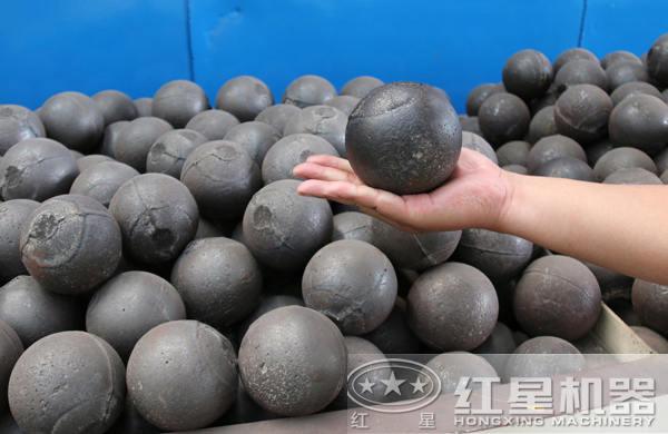 磨煤机钢球
