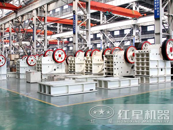 红星机器碎石机生产厂家