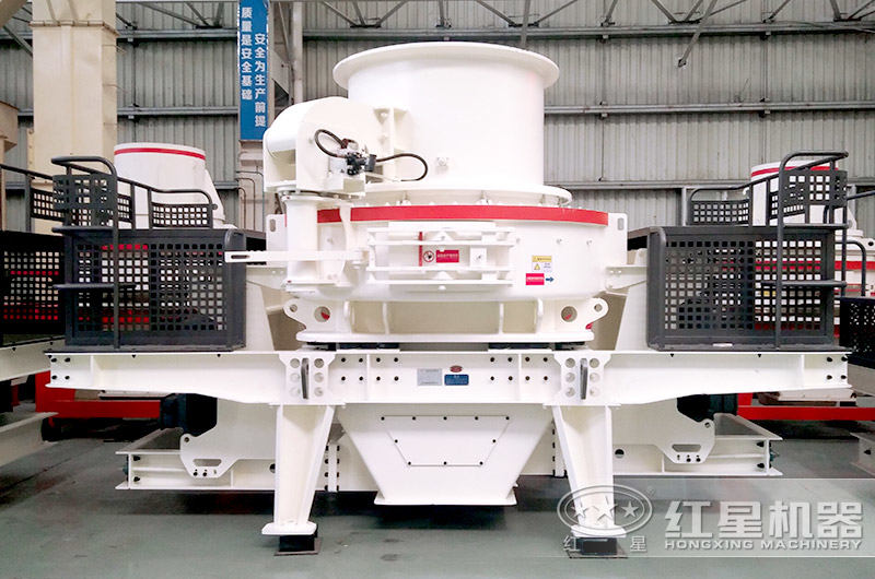 一小时150-200吨鹅卵石制砂机