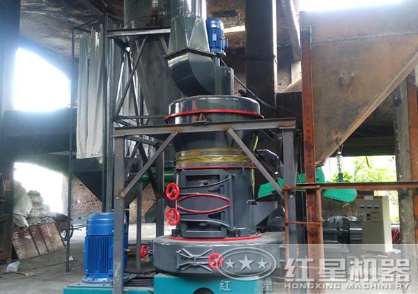HGM超细磨粉机,可以出产800-1200目超细粉