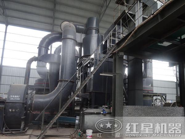 脱硫石膏磨粉生产线