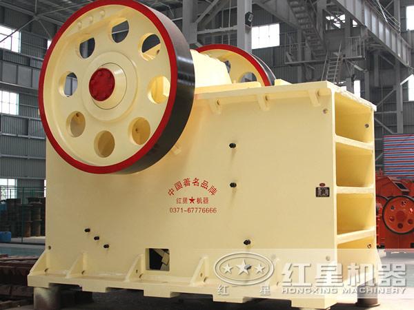 时产2000吨石灰石PEPE-1600×2100鄂式破碎机