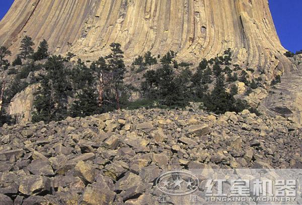 玄武岩图片