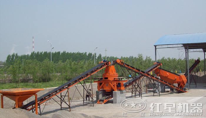 制砂生产线使用范围