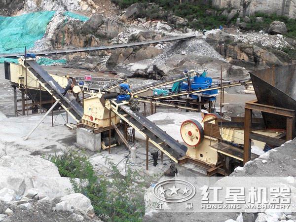 大型制砂生产线