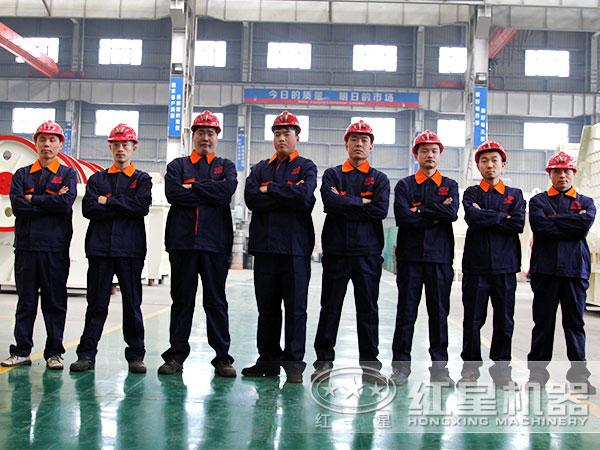 专业的技术团队