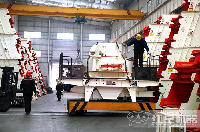 大型制砂机生产厂商