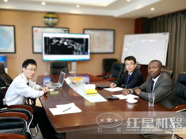 红星设备技术成熟,与国外客户达成协议图