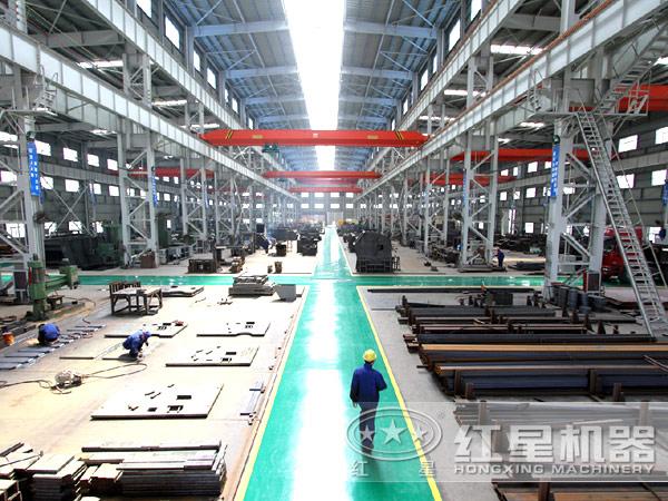 红星大型生产厂房