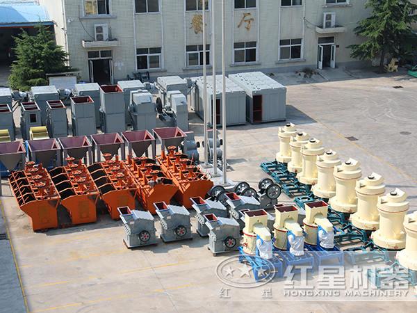 硅砂生产线设备厂家