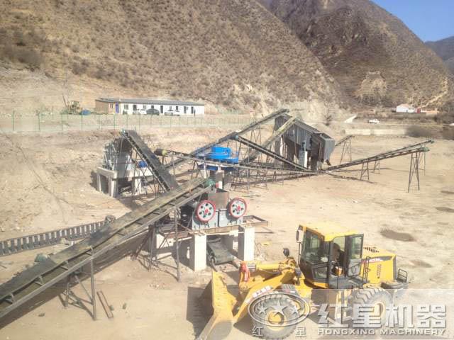 成套砂石生产线设备