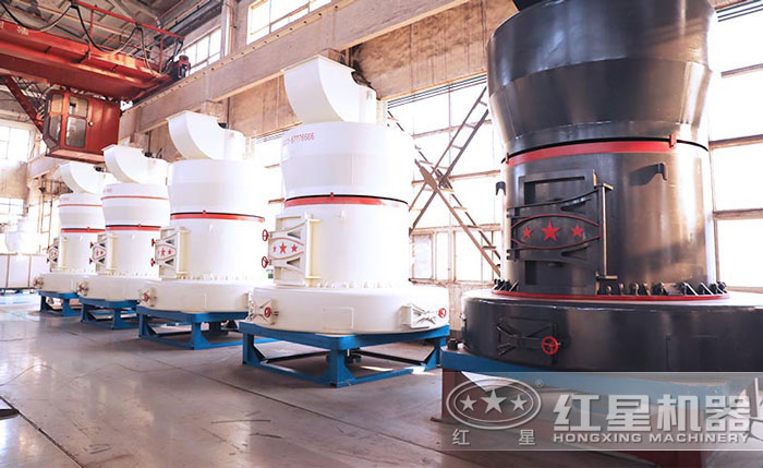 青石磨粉机结构