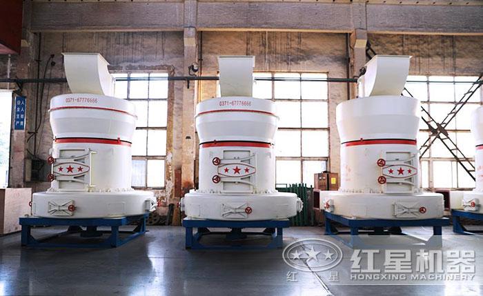 陶土磨粉机厂家