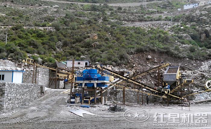 煤矸石破碎生产线