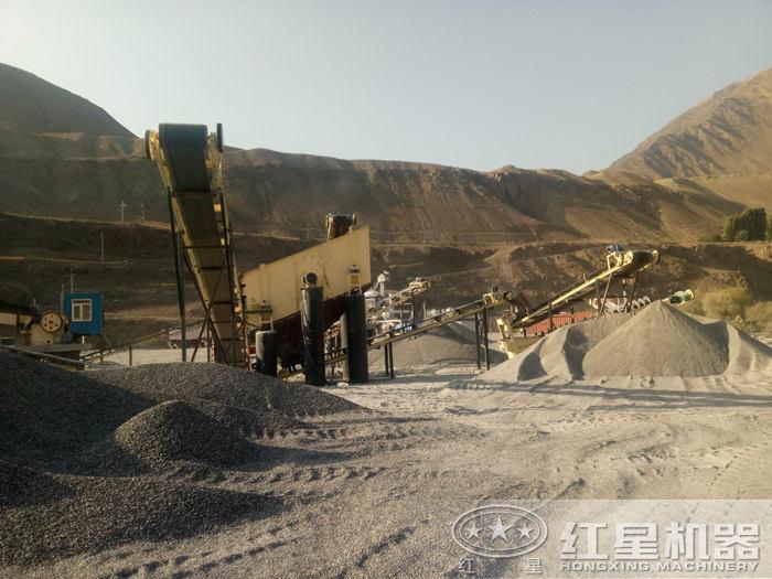全套沙石生产线