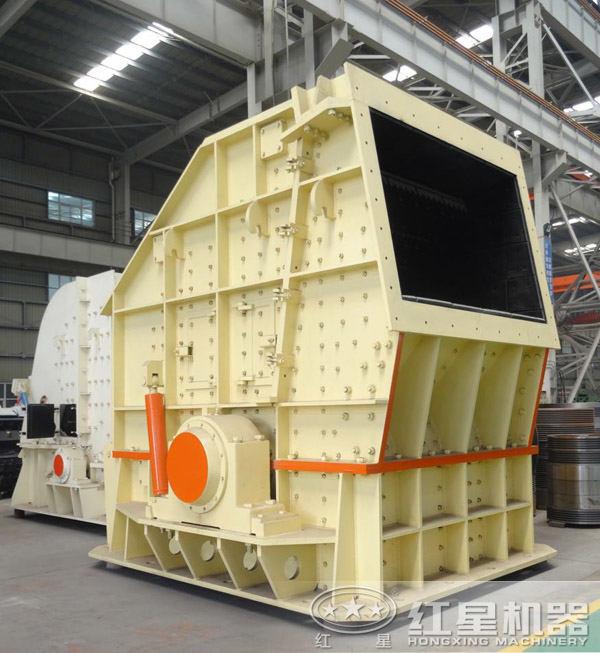 年产300万吨反击式破碎机