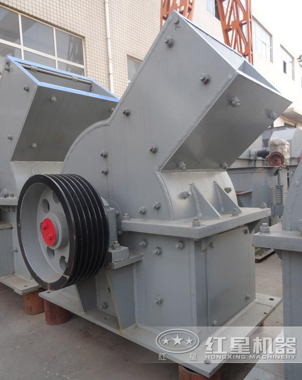 时产30吨的锤式破碎机