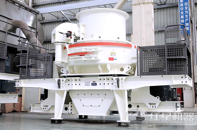 大型hvi制砂机,时产500吨