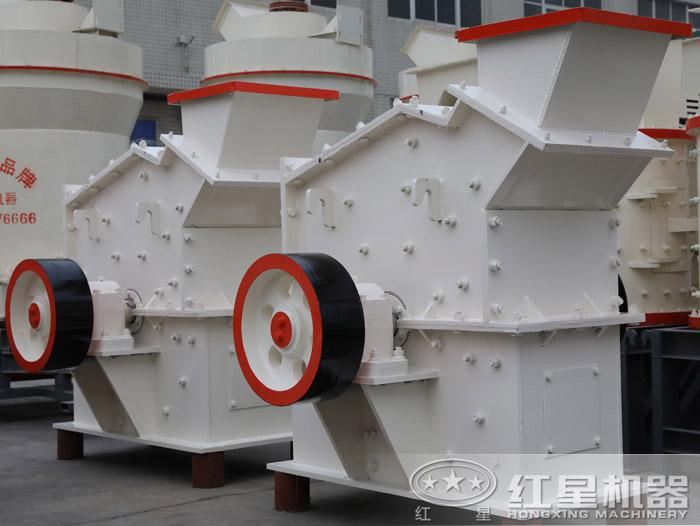 PXJ800×400细碎机车间