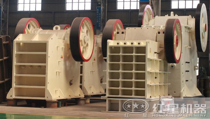 颚式破碎机可以用来破碎废渣的机器