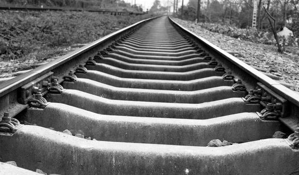 铁路道砟石