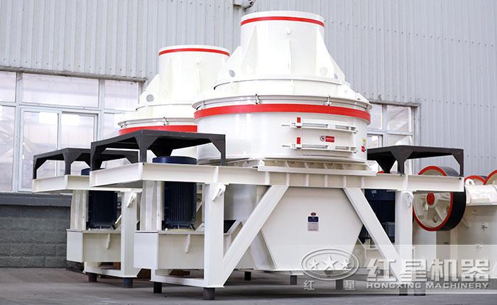 直通式机制砂设备