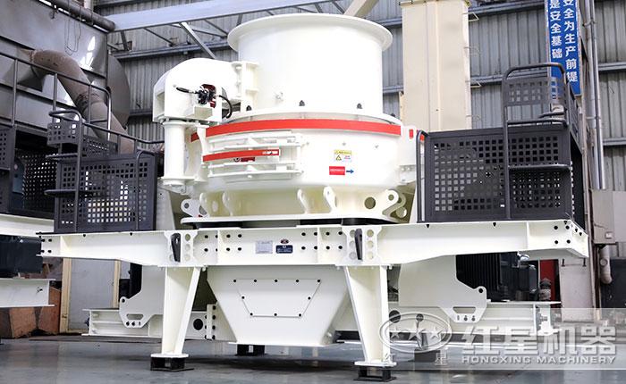 HVI新型机制砂设备