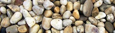 河卵石物料