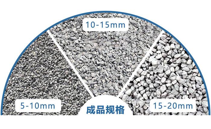 石料成品规格