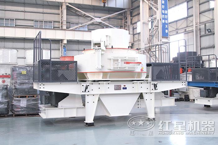 VSI型固定大型碎砂机