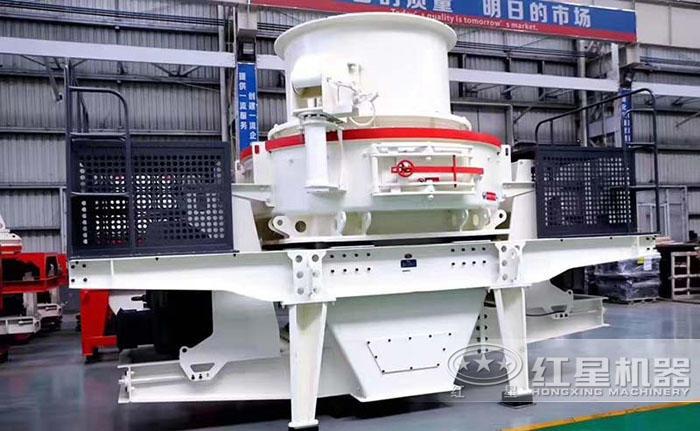 冲击式制砂机,适用于各种硬度物料