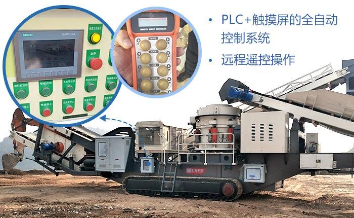 PLC控制系统,自动化程度高