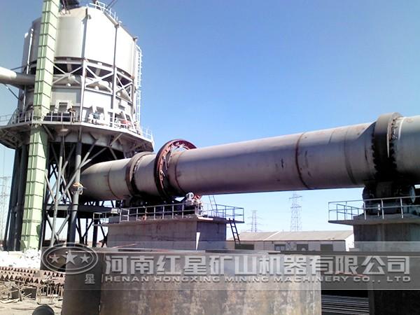 水泥生产的预热分解工作原理