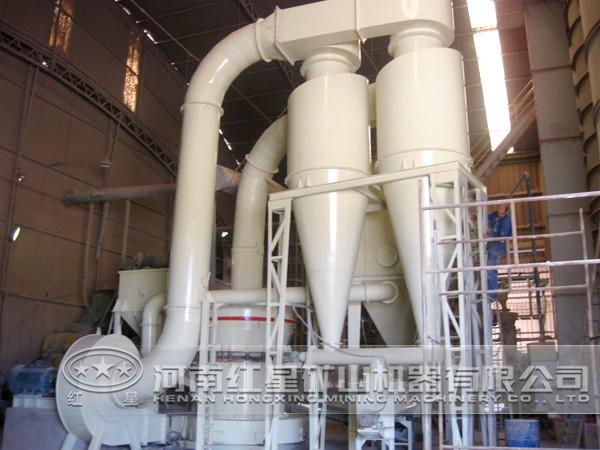 透辉石磨粉生产线优势