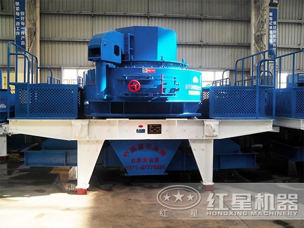 高产环保VSI制砂机