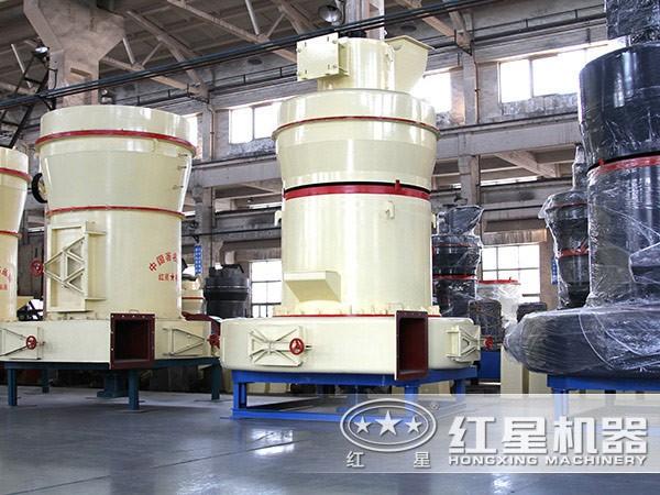 环保雷蒙磨粉机可行性强