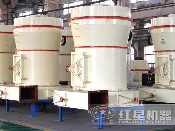 水渣磨粉设备
