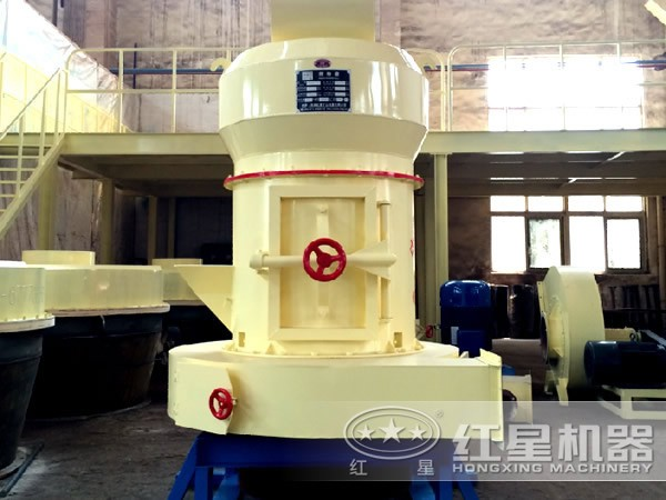 天青石磨粉机