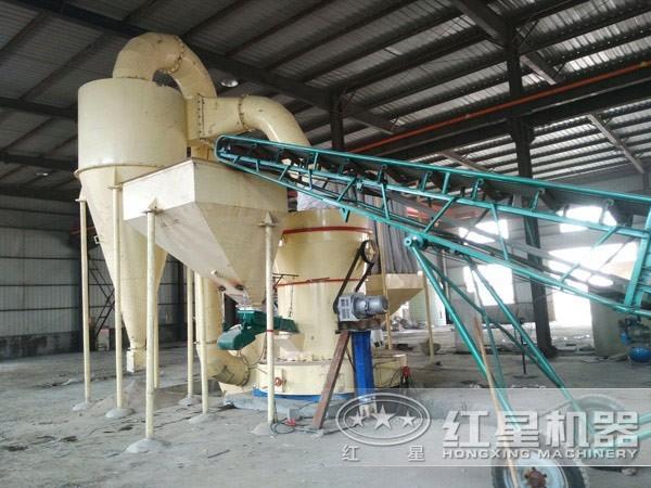 麦饭石磨粉机