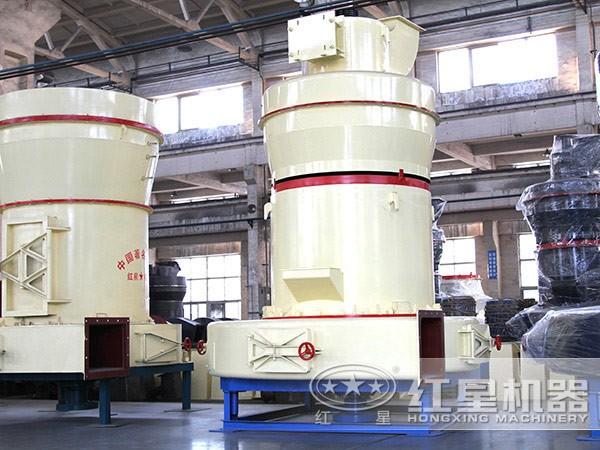 环保雷蒙磨粉机