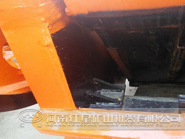 颚式破碎机破碎板