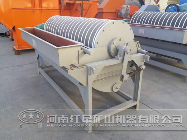 高效贫铁矿专用淘洗磁选机