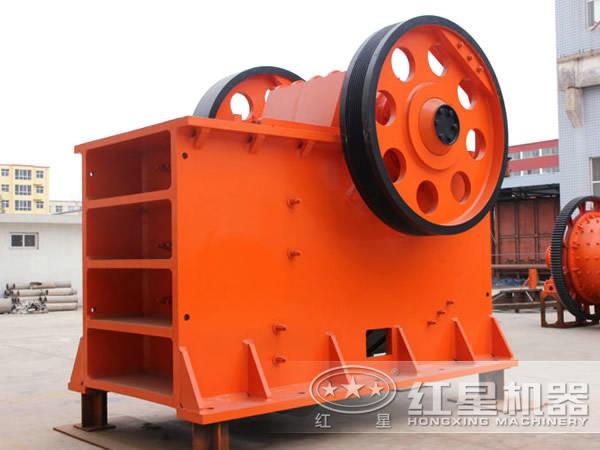 煤矸石鄂式碎石机