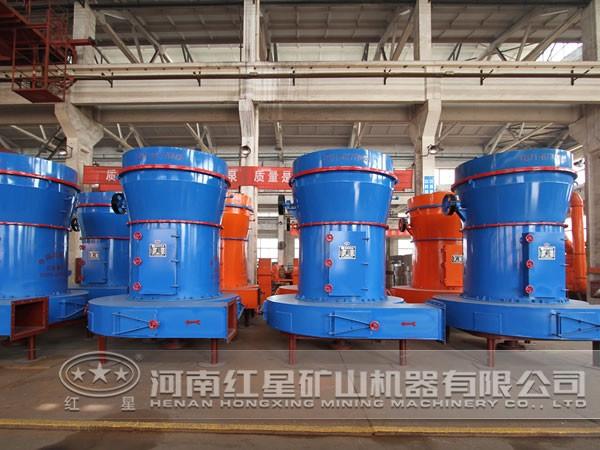 高岭土雷蒙磨粉机产品优势