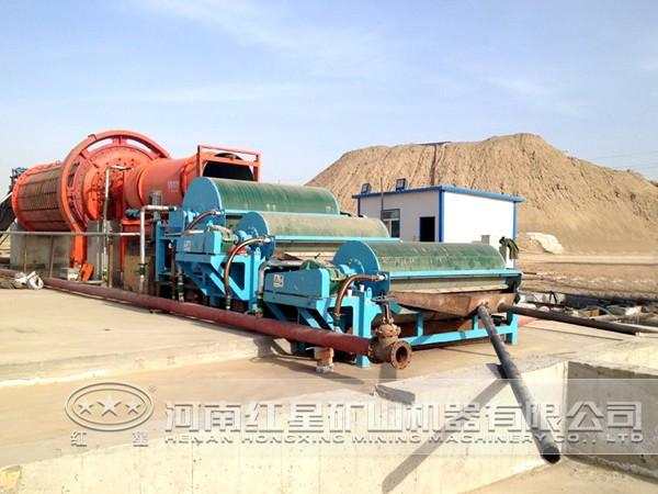 铬铁矿选矿生产线