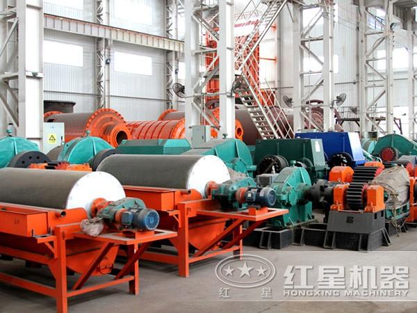 红星机器硫铁矿磁选机厂家